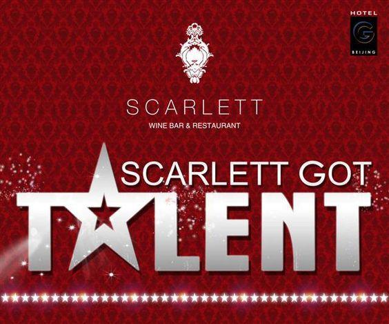 Scarlett Got Talent