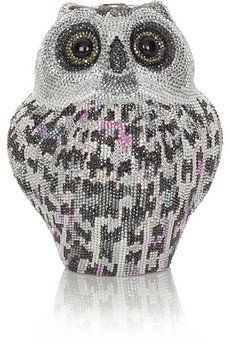 owl clutch. so pretty