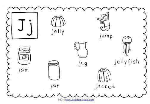 Preschool Letter J Activities And Worksheets Letter J Activities Preschool Letters Letter Worksheets For Preschool