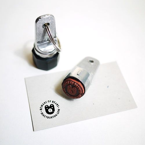 Inspector Rubber Stamp