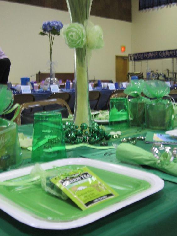 Green Table Rainbow Tea Pinterest Green Table
