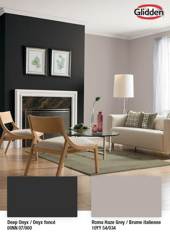 Refresh Your Home With Glidden Paint Living Room Paint Living Room Colors Popular Living Room Colors