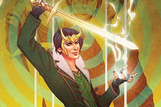 Loki, Research
