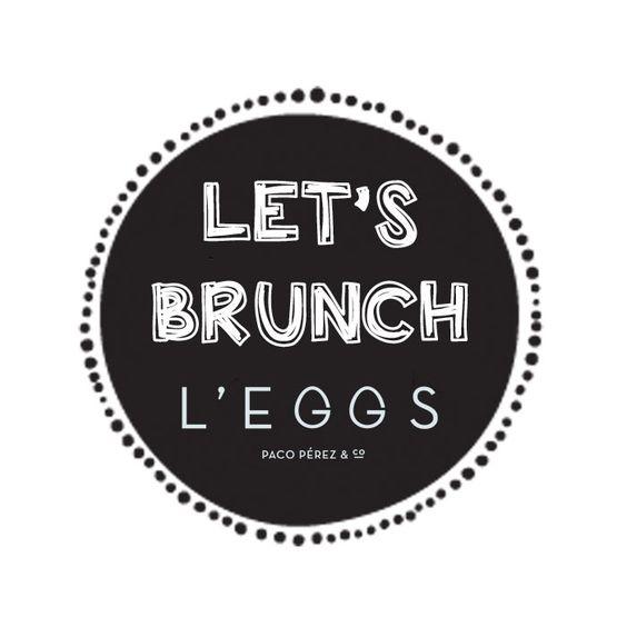 Aprovecha el domingo para hacer planes diferentes...  Ven a #LEGGS y disfruta de nuestro #brunch en la mejor compañía.  #Barcelona #PacoPerez #ConUnPar