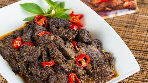 Pin Oleh Sajian Lezat Di Resep Masak Aneka Daging Di 2021 Daging Sapi Resep Daging
