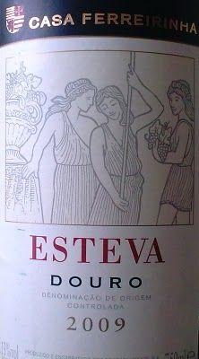 Esteva Douro from Casa Ferreirinha.