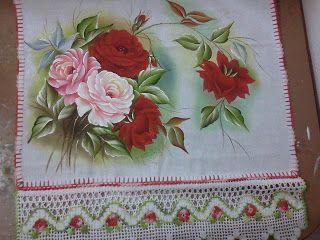 Rosvita Artes ...Pintura em Tecidos e Emborrachados