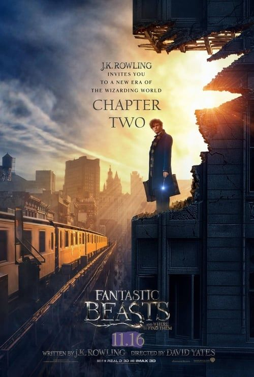 Les Animaux Fantastiques 2 Streaming : animaux, fantastiques, streaming, Fantastic, Beasts, Where, Streaming, Vostfr, Mutabikh