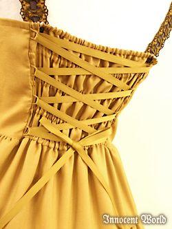 Innocent World / Jumper Skirt / Pomona JSK (108cm Length)