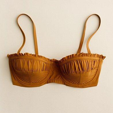 Golden. lingerie