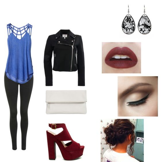 L. E. F by laura-booth-1 on Polyvore featuring polyvore fashion style Topshop Whistles
