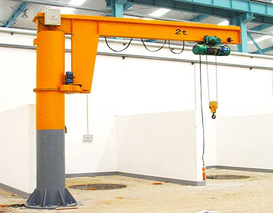 2 Ton Pillar Jib Crane For Sale Crane Pillars Crane Lift