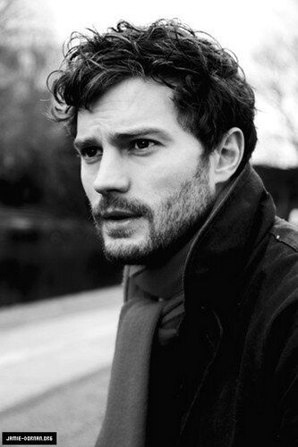 A rare instance where 'beardy' is way hotter than 'scruffy' (which is usually hotter than 'clean shaven'. C'mon, people, keep up!). I will take serial killer Jamie Dornan over the 50 Shades version every time.