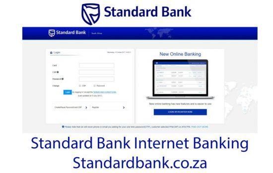 Standardbank Co Za Banking App Banking Online Banking