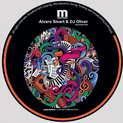 Dj Oliver Alvaro Smart Ypirama Materialism Electronic Music