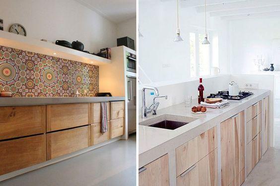 | Tipos de encimeras de cocina para tu hogar                                                                                                                                                      Más