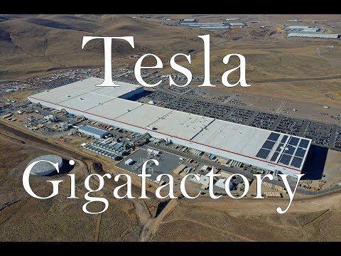 Tesla Gigafactory Explained New 4k Uhd Youtube Tesla Aerial Footage Future Research