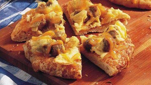 Slow-Cooker Sausage and Egg Breakfast Casserole recipe from Betty Crocker