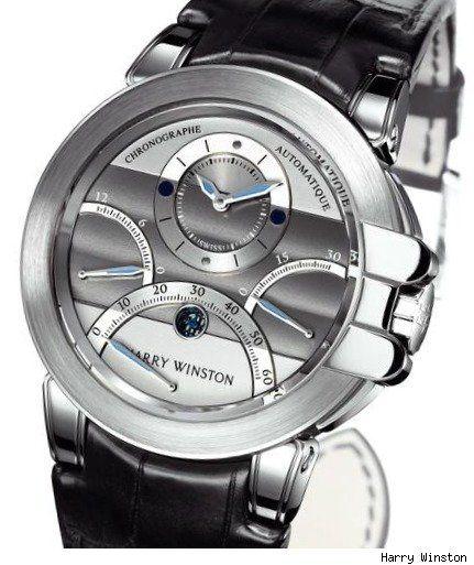 Harry Winston Ocean Chronograph Watch