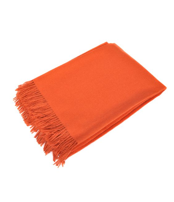 Joanna Wood Terracotta Alpaca Throw  www.joannawood.co.uk
