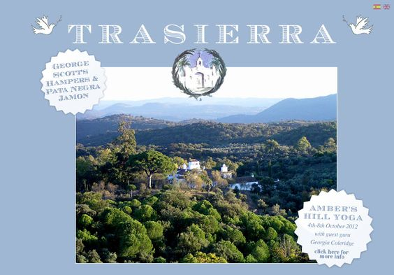Trasierra Hotel | A charming 20 room hotel in the hills above Seville. Also available for private hire.