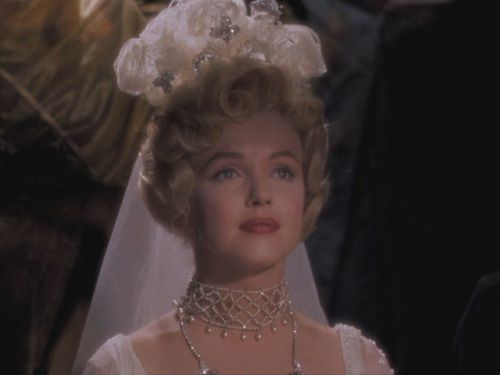 "Marilyn Monroe in ""The Prince and the Showgirl"" - marilyn-monroe Screencap"