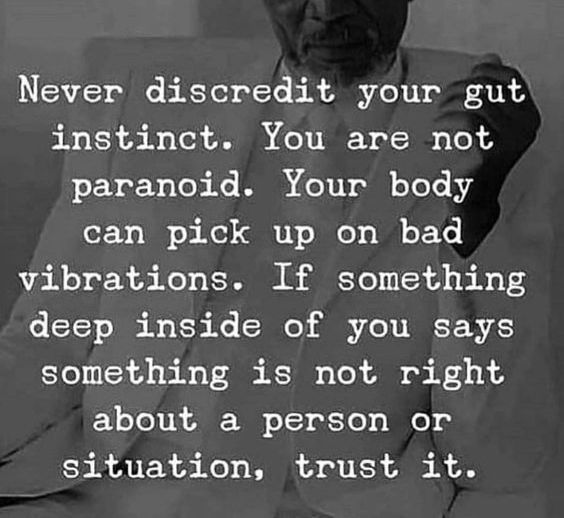 65 Best Women S Intuition Quotes And Sayings Intuition Quotes Gut Feeling Quotes Quotes
