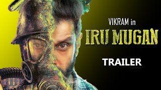 Iru Mugan Trailer | Vikram Nayantara Anand Shankar Harris Jayaraj | Release Update