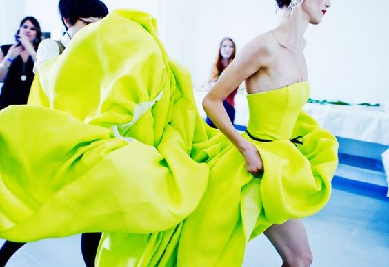 green_jason-wu-lime-gown_vogue: