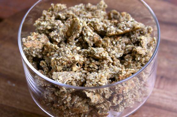 Hemp Seed Granola | Food Blog Recipes - Layers Of Happiness ...