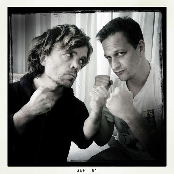 Peter Dinklage & Josh Charles