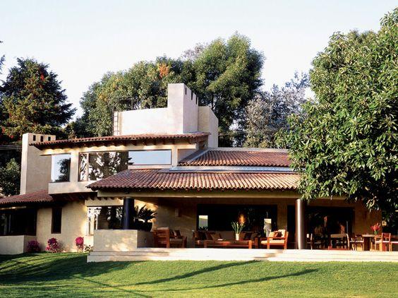 Valle de bravo mi espacio pinterest house Casas rusticas mexicanas