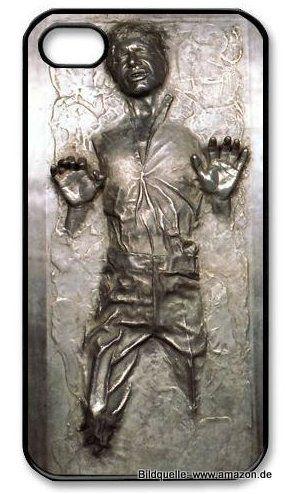 Handyhülle Star Wars Han Solo in Carbonite
