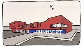 Willem-Jan Neutelings (Presentatie architectuur: Strip // maximalisme: kleurrijk, vrolijk, los,...)