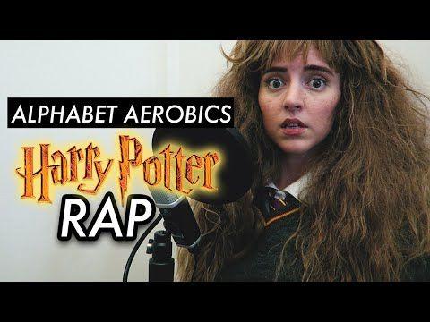 Alphabet Aerobics Harry Potter Rap Youtube Harry Potter Rap Harry Potter Alphabet Harry Potter Jokes