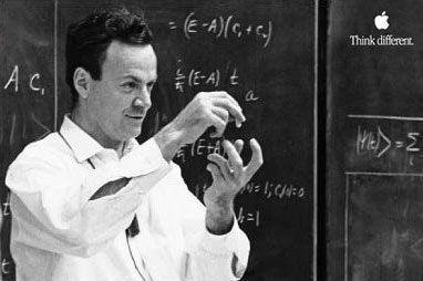 Seis piezas faciles  - Richard Feynman, ver y leer en anibalfuente.blogspot.com.ar