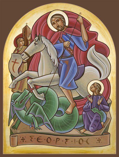 St. George: