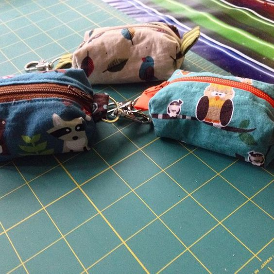 The cute is killing me! Wee notion pouches  by kmc72
