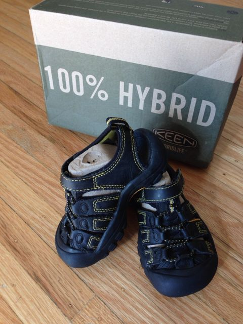 found on Kidizen: Keen Newport Sandals
