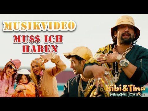 Bibi Tina 4 Muss Ich Haben Das Offizielle Musikvideo Aus Tohuwabohu Total Youtube Bibi Und Tina Bibi Und Tina Film Musikvideos