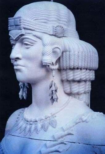 Shammuramat, Assyrische koningin. Regente 811 - 806 v.g.j.