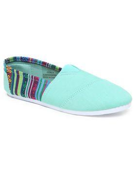 Apple Bottoms - Percy Aztec Trim Casual Sneaker