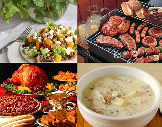 In terms of food, what is your favorite season of the year? (Click the pic to vote!)