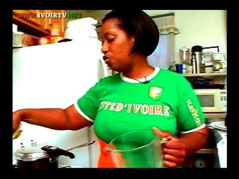 Comment Manger comme chez nous avec Estelle Yessoh