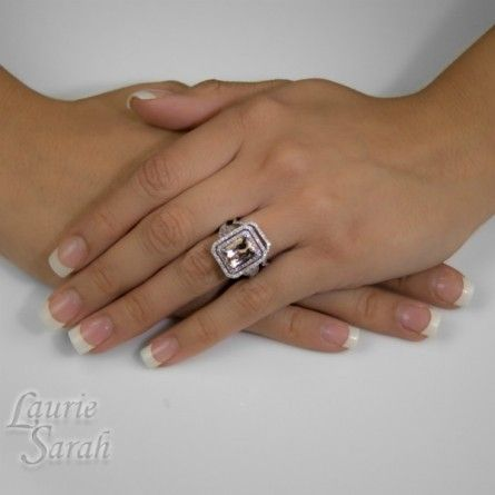 Cushion Diamond Rings Engagement