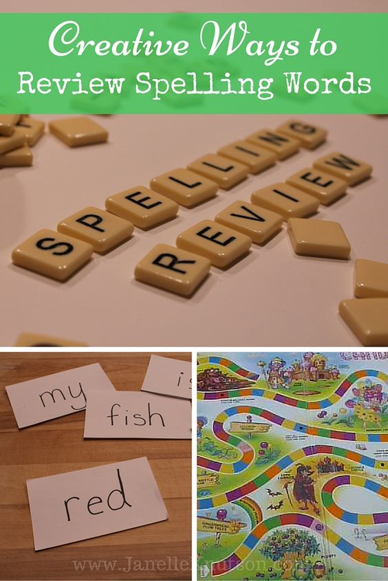 18 Ways for Kids to Practice Spelling Words - thoughtco.com