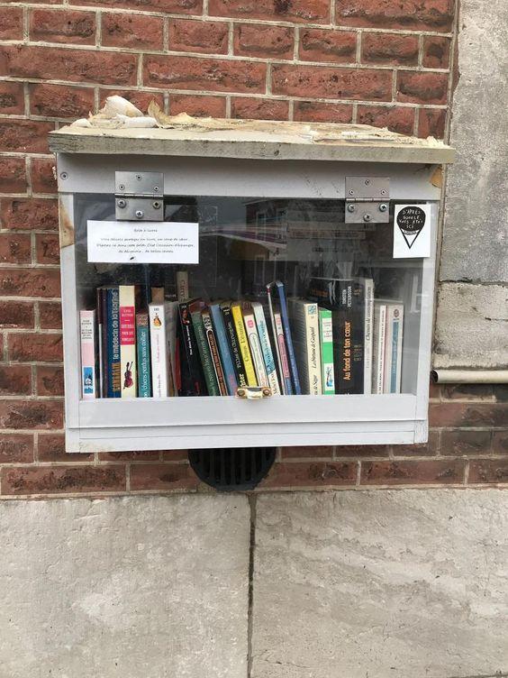 Boîte à Livres Herve 9
