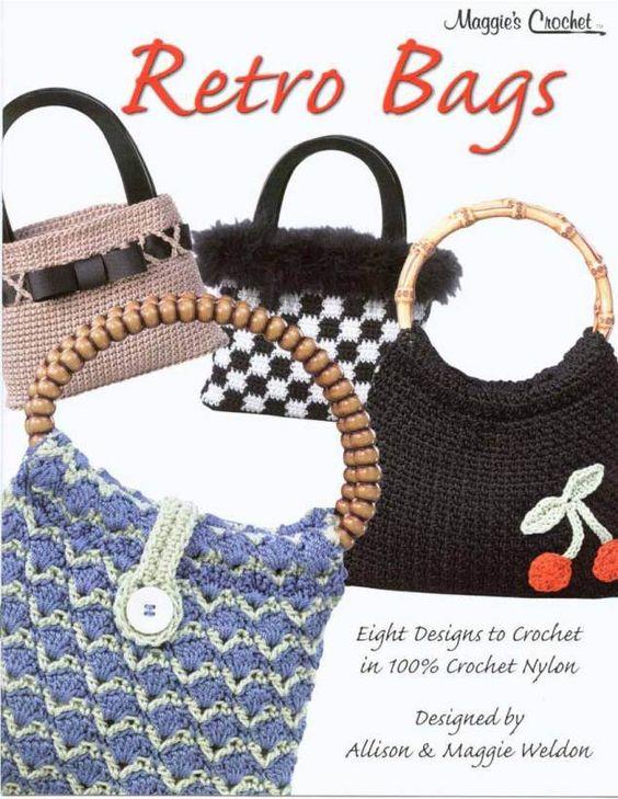 Retro Bags – MC « Os Crochês da Cristina