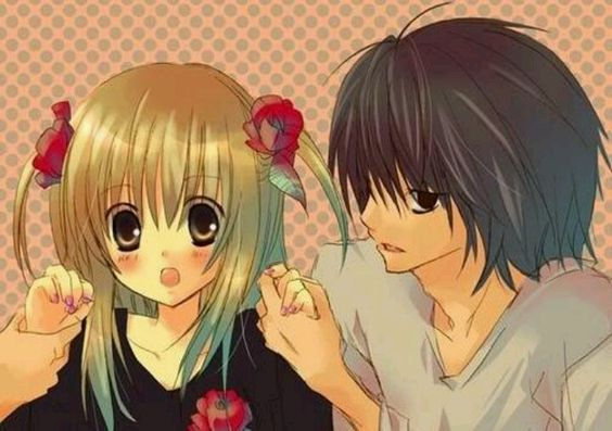 Misa and L