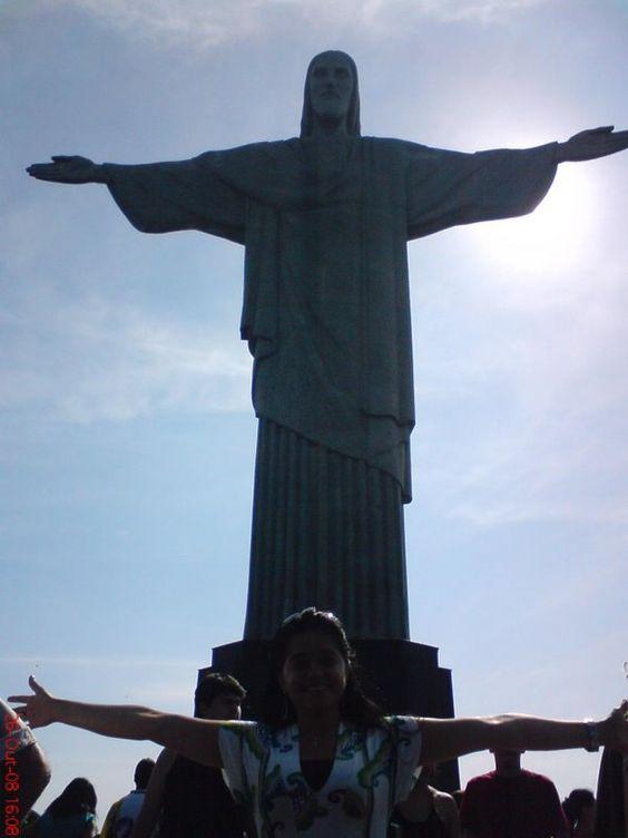 Rio de Janeiro! Cristo Redentor.